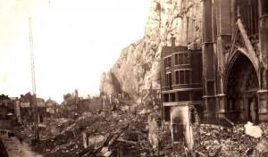 Dinant, en août 1914